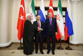 Image result for pics of russia & iran in syria