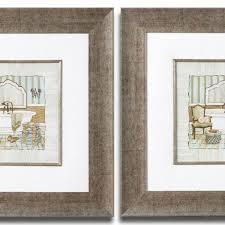 bathroom framed prints 9 french bathroom prints vintage