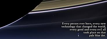 Pale Blue Dot Quote Interesting Pale Blue Dot Carl Sagan [48x48] QuotesPorn