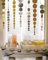 Fun Designers New Years Party Decorations For Window Shimmering New Years Streamers  Ideas Window New Year