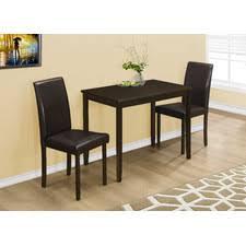 three piece dining set:  piece dining set piecediningset  piece dining set