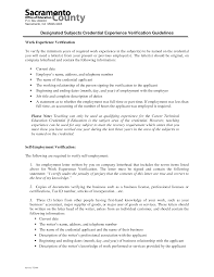 Cpa Self Employment Verification Letter Sample Ideas Collection