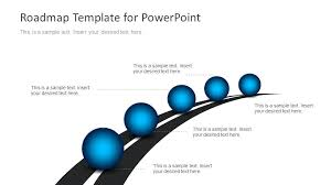Road Map Powerpoint Strategy Roadmap Powerpoint Template Ppt Timeline Skincense Co
