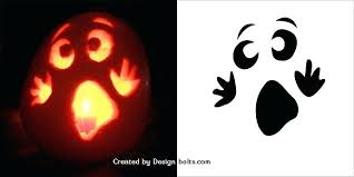 Easy Pumpkin Carving Patterns Cool Easy Halloween Pumpkin Carving Patterns Stencils For Kids 48 Scary