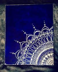 free painting estimate template or free hand mandala acrylic on canvas 16 20 mandala painting