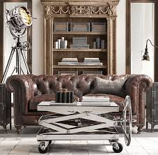 industrial chic furniture ideas. industrial chic living room with metal and gold trend spotting heavy metals metallic furniture decor home design trends ideas s