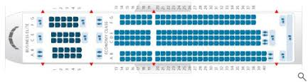 Delta Airlines 767 Seating Chart Delta 767 300er Seating Chart Best Picture Of Chart