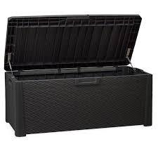 santorini garden storage box