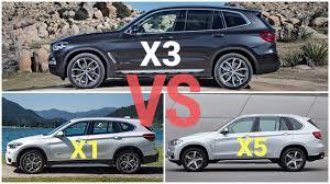 2018 bmw q3. delighful bmw 2018 bmw x3 vs x1 x5 intended bmw q3
