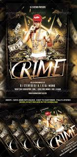 flyer rap free rap crime flyer by disdesign graphicriver