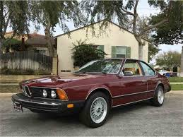BMW Convertible bmw for sale in los angeles : 1977 BMW 630csi for Sale | ClassicCars.com | CC-763212
