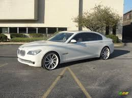 BMW 3 Series white 750 bmw : 2010 BMW 7 Series 750Li xDrive Sedan in Alpine White - 430870 ...