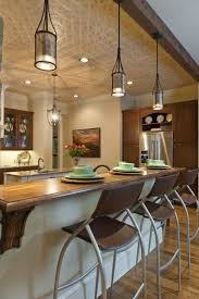 leather seat pendant lights over bar cusio wonderful decoration stunning ideas sweet interior design