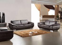 Design italian furniture Interior Italian Leather Sofa Set In Espresso Finish Italian Leather Sofa Set In Espresso Finish Leather Sofas