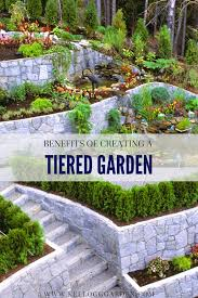tips and benefits of tiered landscaping