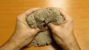<b>Кинетический песок</b>, обзор. <b>Kinetic sand</b>. Alex Boyko - YouTube