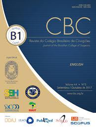 Rcbc V44n5 Ingles Reduzida By Cbc Cirurgioes Issuu