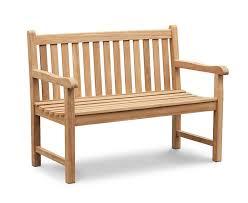 york teak garden bench flat pack 1 2m