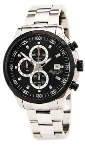 men s kenneth cole new york chronograph watch kc9384