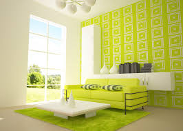 Green Color Room Designs Bright Green Living Room Walls House Decor Within Lime Green
