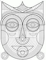 Psychedelic Coloring Pages Trippy Coloring Pages