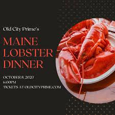 Maine Lobster Dinner at Old City Prime ...
