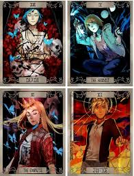 life is strange tarot cards