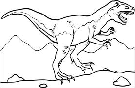 Small Picture TRex Coloring Pages Best Coloring Pages For Kids
