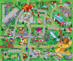 children s town rug oriental rugs inexpensive area rugs city car rug kids car track carpet