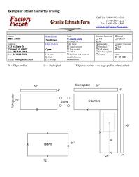 Simple Kitchen Backsplash Estimate St Cecilia Granite Countertop