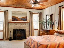 mid century master bedroom contemporary bedroom