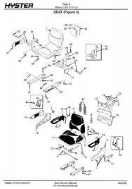 50 forklift starter wiring diagram xm Wiring Diagram For Hyster 50 Forklift Old Hyster Forklift Wiring Diagrams