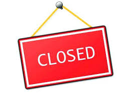 Closing Early Sign Template Office Closed Sign Template For Office Closed Sign Office Closed
