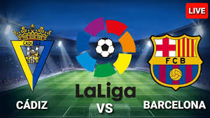 Barcelona vs. Cadiz: La Liga live stream, TV channel, how to watch ... -  GoQop