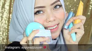 wardah kosmetik one brand makeup
