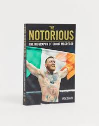 "Книга ""The notorious: The biography of <b>Conor McGregor</b>"" 