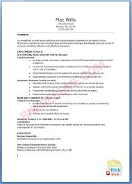 cpa resume sample tax resume student union cpa resume sample tax