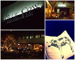 Blue Cow Kitchen And Bar Blue Cow Kitchen I Drink Your Milk