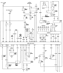 1993 Nissan Pickup Wiring Diagram