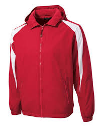 Port Authority Fleece Jacket Size Chart Sport Tek Jst81 Fleece Lined Colorblock Jacket