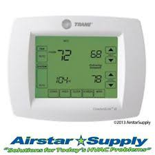 trane 824 thermostat. trane thermostat cnt04837 / cnt-4837 tcont900 with warranty 824