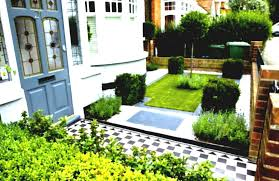 Small Picture Garden Landscaping Ideas On A Budget Awesome Front Garden