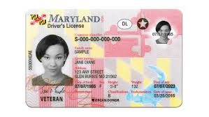 – Maryland And Baltimore Available Monday Ids Driver's New Licenses Cbs