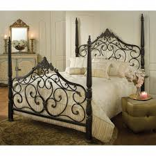 Designer Wrought Iron Beds Wrought Iron Bed Frame King Procura Home Blog