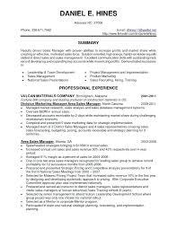 Sales Skills Resume