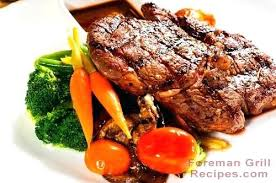 George Foreman Grill Cooking Times And Temperatures Chart Steak On Foreman Grill Kienn Co