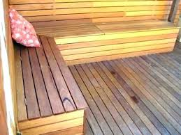 decking bench ideas benches bench seating on deck outdoor decking seats benches with storage wooden seat