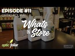 Whats In Store 11 Optic Foliar Youtube