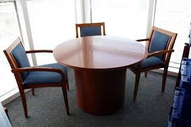 cherry round shape 48 round table