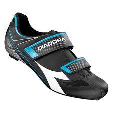 Diadora Phantom 2 Kids Shoes Black Blue
